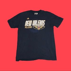 New Orleans Pelicans Adidas Tee